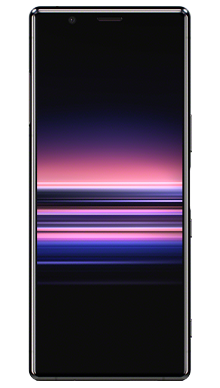 Sony Xperia 5 Black Front