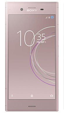 Sony Xperia XZ1 Pink Front