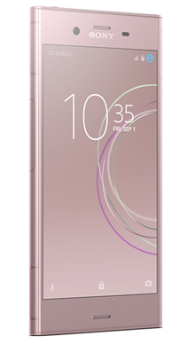 Sony Xperia XZ1 Pink Side