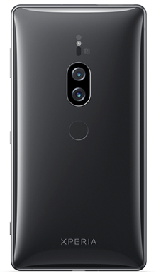 Sony Xperia XZ2 Premium Black Back