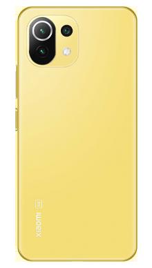 Xiaomi Mi 11 Lite 5G 128GB Citrus Yellow Back