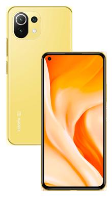 Xiaomi Mi 11 Lite 5G 128GB Citrus Yellow