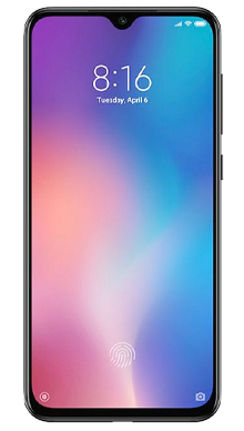 Xiaomi Mi 9 SE 64GB Blue Front