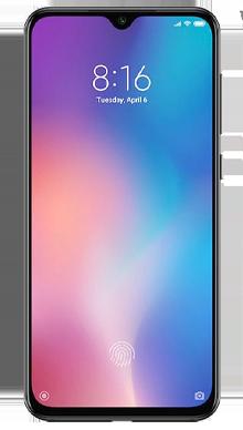 Xiaomi Mi 9 64GB Blue Front