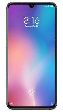 Xiaomi Mi 9 64GB Black Front