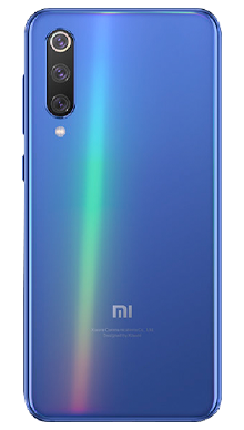 Xiaomi Mi 9 64GB Blue Back