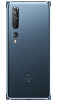 Xiaomi Mi 10 128GB Twilight Grey Back