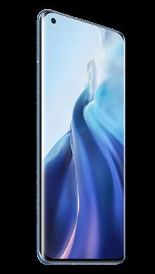 Xiaomi Mi 11 5G 256GB Horizon Blue Side