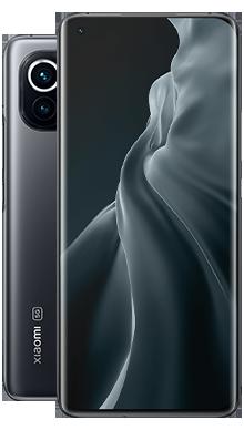 Xiaomi Mi 11 5G 256GB Midnight Grey