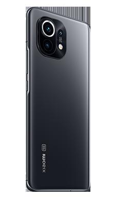 Xiaomi Mi 11 5G 256GB Midnight Grey Side