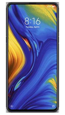 Xiaomi Mix 3 5G Onyx Black Front
