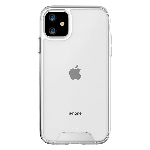 iPhone 11 ProGrip Case Xquisite Clear Back