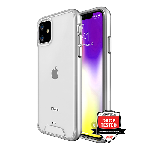 iPhone 11 ProGrip Case Xquisite Clear
