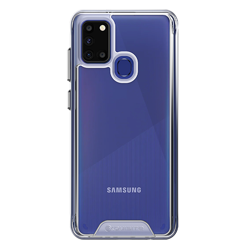 Samsung Galaxy A21s ProGrip Case Xquisite Clear Back