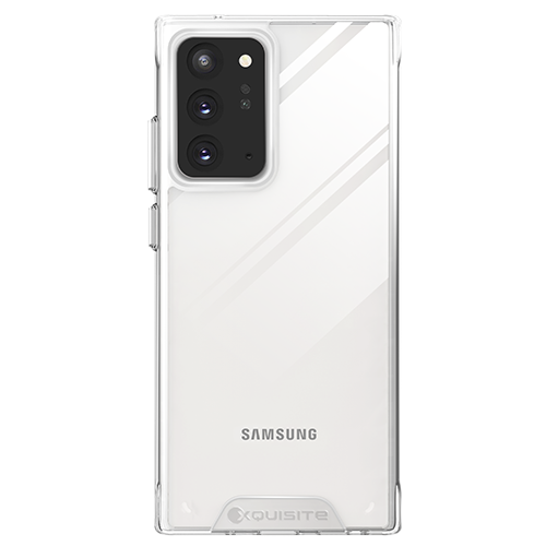 Samsung Galaxy Note 20 Ultra ProGrip Case Xquisite Clear Back