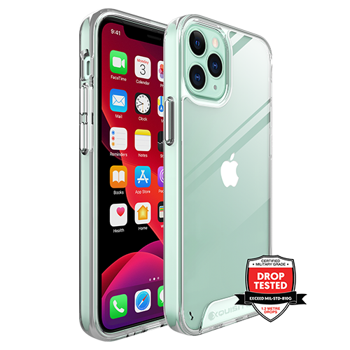 iPhone 12 ProGrip Case Xquisite Clear